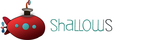 Shallow Depths logo